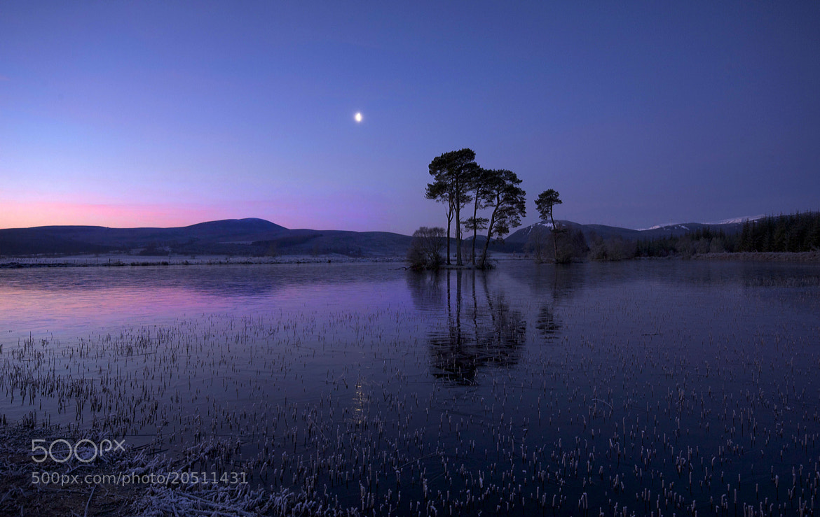 Photograph Loch Dubh, Ardross, Scottish Highlands by Heather Leslie Ross on 500px