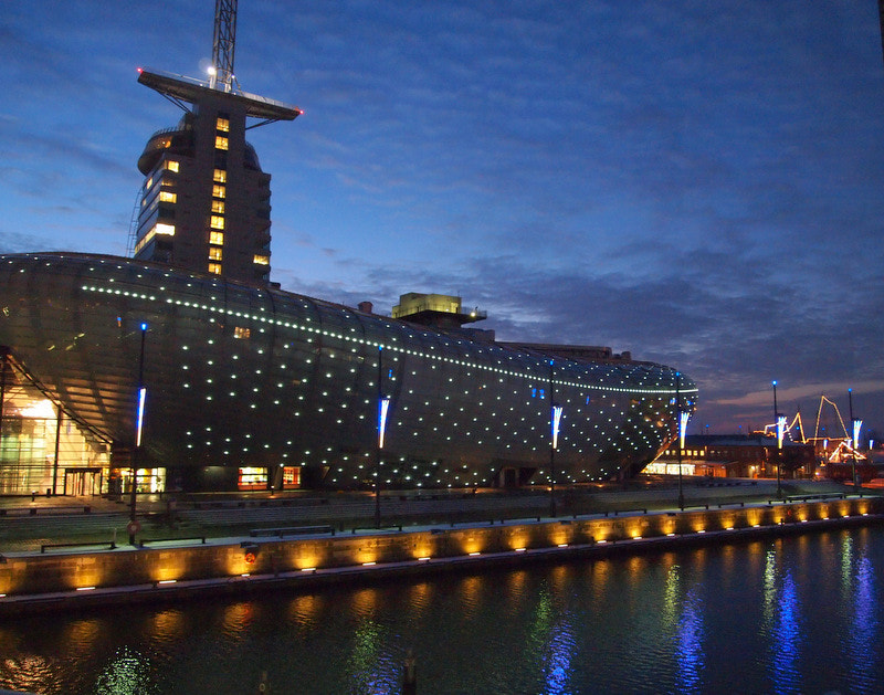 Photograph Abend in Bremerhaven by Marion Doescher on 500px