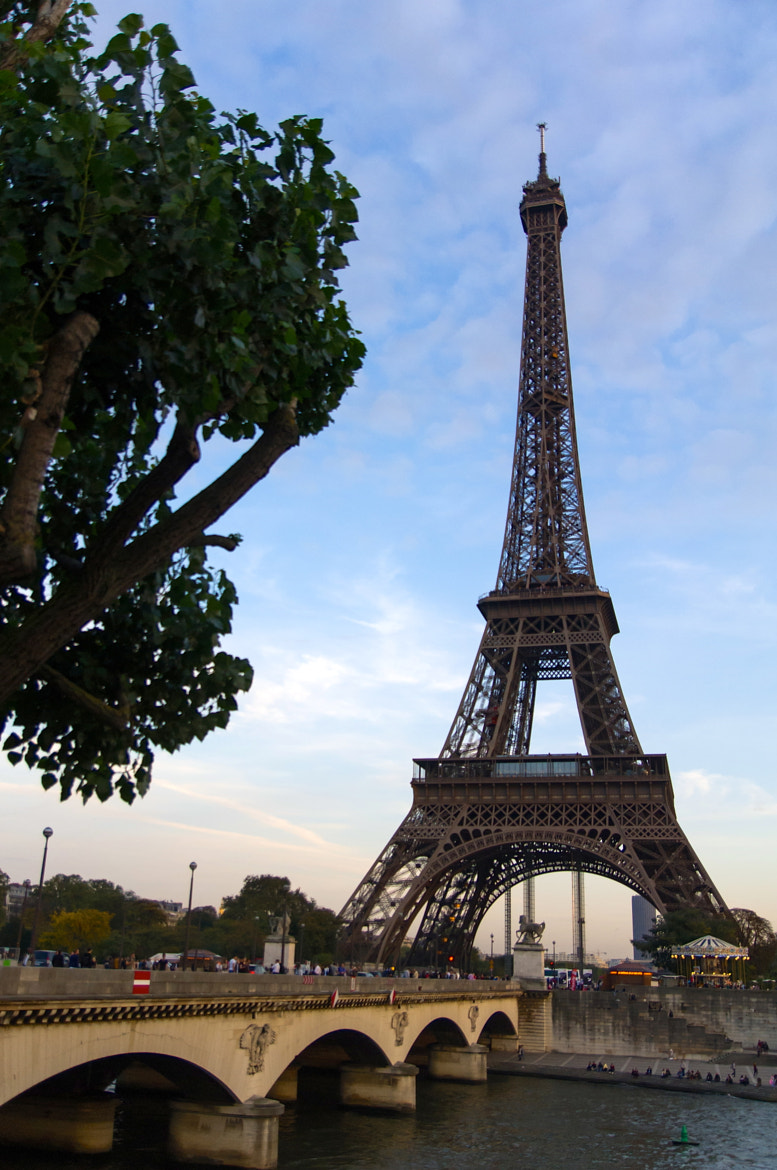 Photograph Eiffel Tower by Marc Berthold on 500px