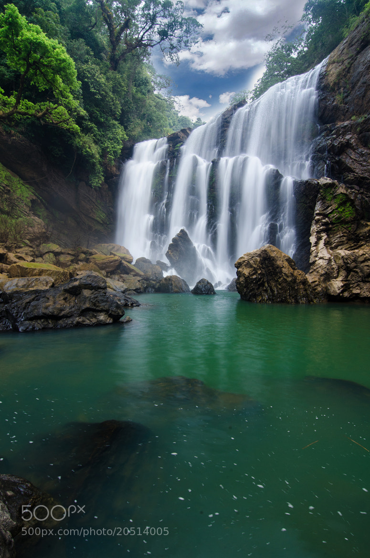 Photograph Sathoddi Falls. by Sudarshan Hp on 500px