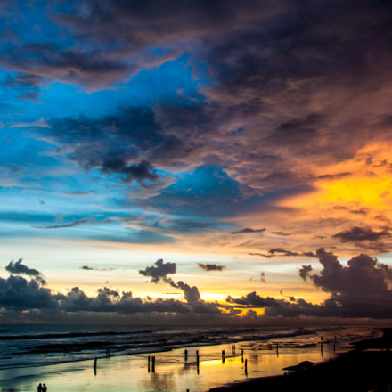 Colorful sky, Canon EOS 50D, Canon EF-S 17-85mm f/4-5.6 IS USM