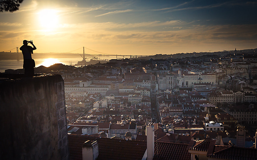 Photograph The great Lisbon by Luca Bonora on 500px