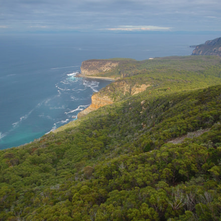 Shipstern Bluff Lookout, Canon EOS 7D MARK II, Canon EF-S 10-22mm f/3.5-4.5 USM