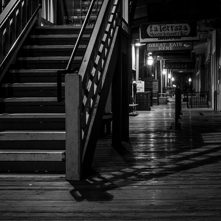 Old Town Sacramento at, Sony ILCE-6000, Sigma 30mm F2.8 [EX] DN
