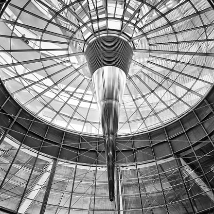 Bundestag Dome, Sony ILCE-5000, Sony E 18-50mm F4-5.6