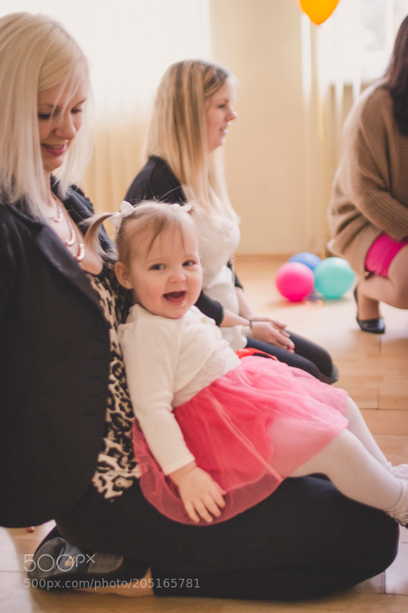 KID's party, Canon EOS 600D, Canon EF 35mm f/1.4L