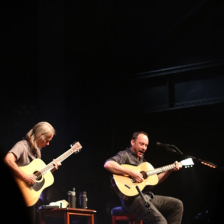 Dave Matthews and Tim, Canon EOS 760D, Canon EF 50mm f/1.4 USM