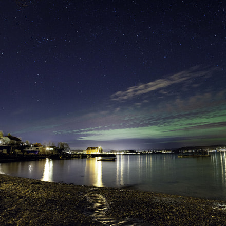 Northern Lights, Canon EOS 5D MARK II, Sigma 20mm f/1.4 DG HSM | A
