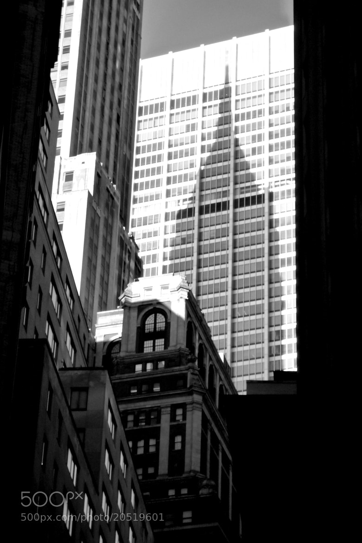 Photograph New York B&W 3 by Benjamin Wild on 500px