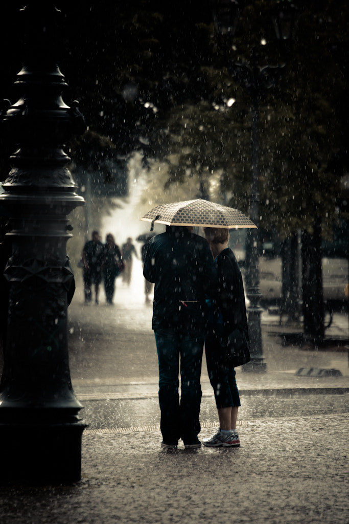 Photograph Rain for Two by Stefano Corso on 500px