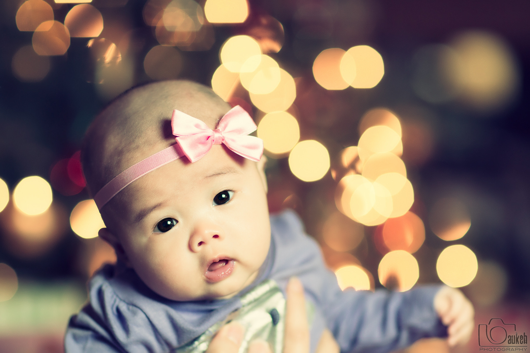 Photograph My baby girl Kalina is 3 months old today by Baukeh Photography on 500px