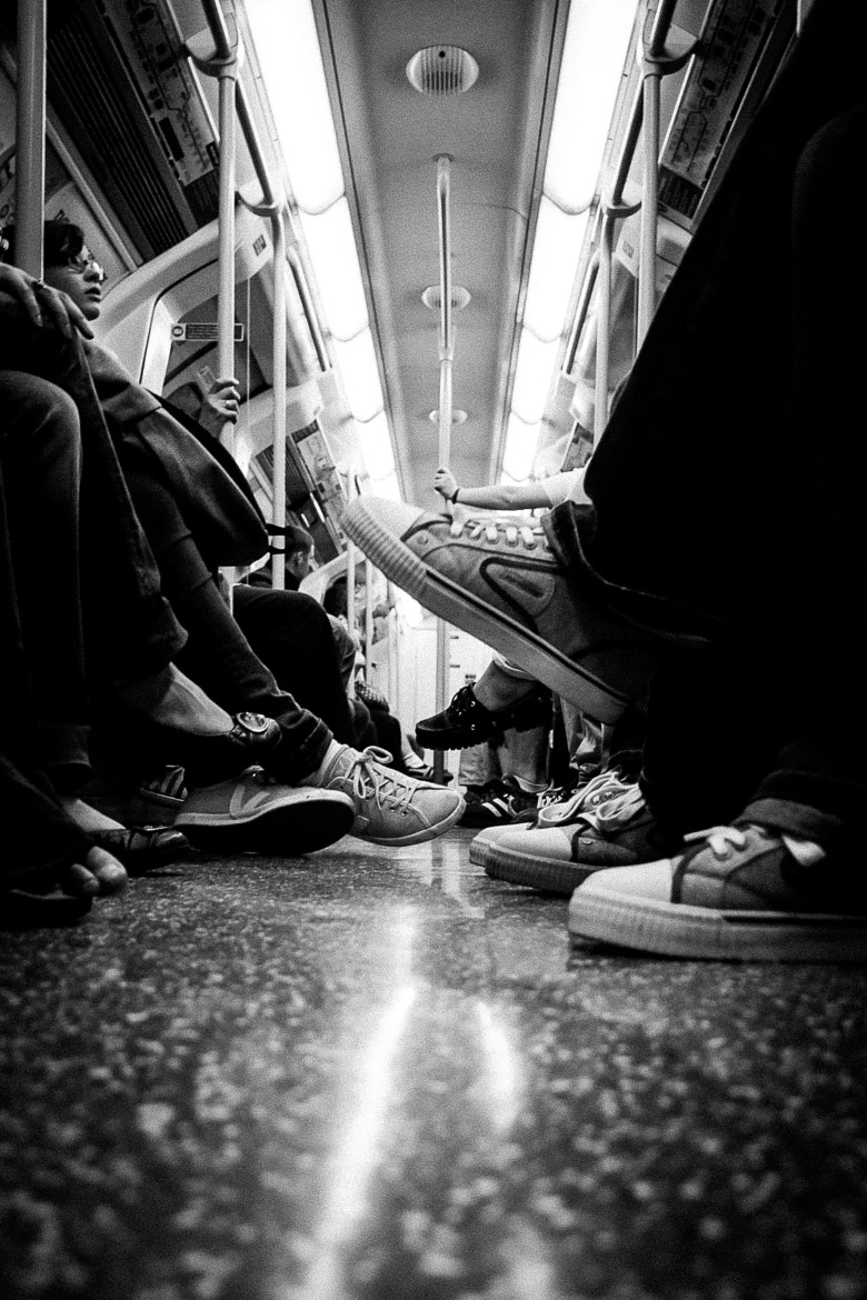Photograph Underground by Carmen Royer on 500px