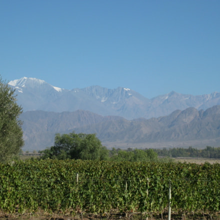 Andes mountains, Canon POWERSHOT SD1100 IS