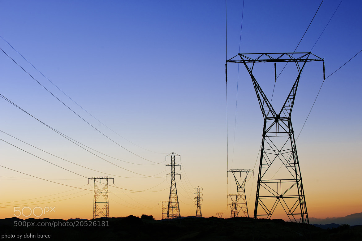 Photograph Power Lines 3 by Dohn Burce Photography on 500px