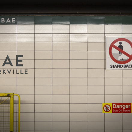 Bae Yorkville Station 2, Canon EOS REBEL T5I, Canon EF 24-105mm f/4L IS
