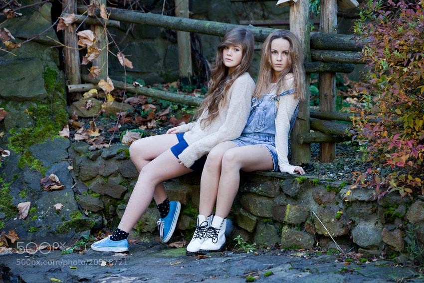 Photograph *N and V* by Tomasz Maślanka on 500px