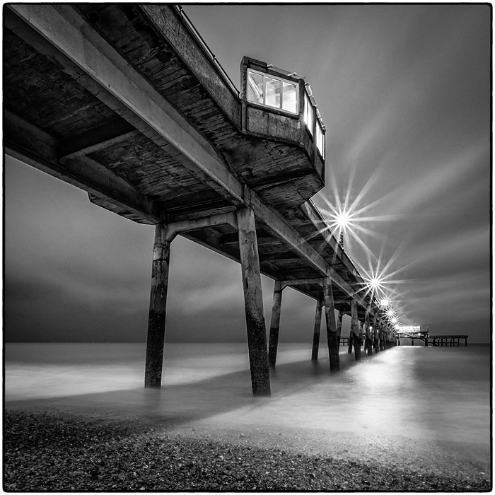 Photograph Deal Pier by Krzysztof Wach on 500px
