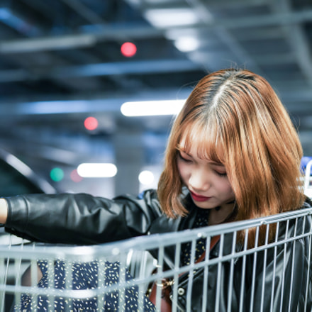 Shopping Cart, Sony ILCE-7RM2
