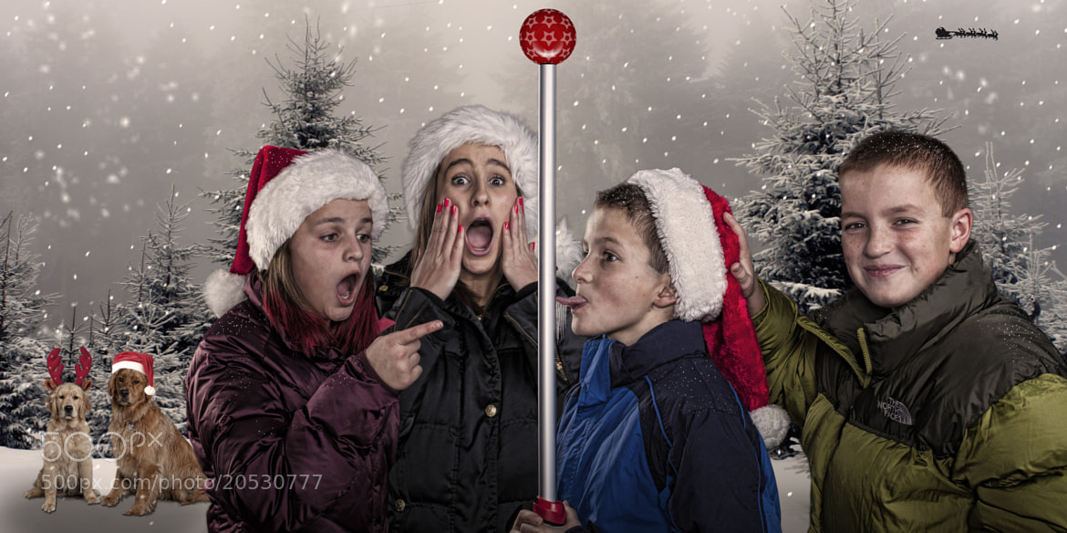 Photograph A New Christmas Story by scott eggimann on 500px
