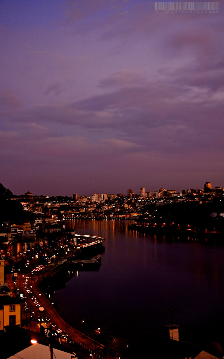 Photograph 2Cities1River by Careca Com K on 500px