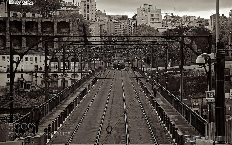 Photograph Luis I by Careca Com K on 500px