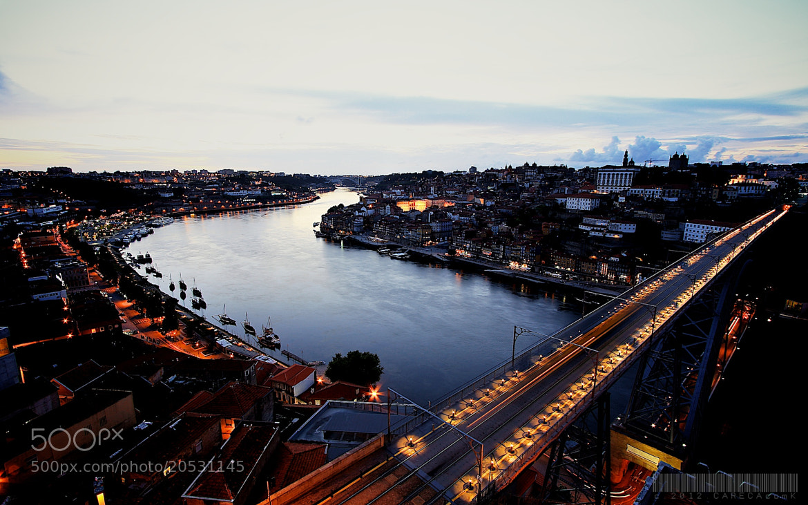 Photograph 1River2Cities by Careca Com K on 500px