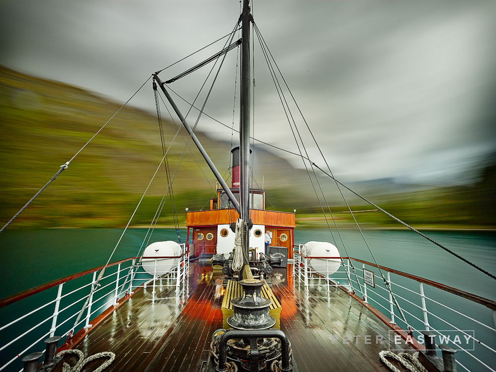 Photograph TSS Earnslaw #2 by Peter Eastway on 500px