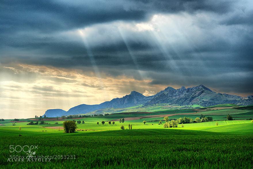 Photograph The green valley by Alvar Astúlez on 500px