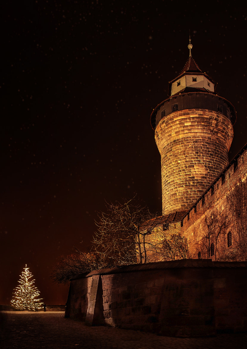 Photograph Christmas Castle by NICOLAI BÖNIG on 500px