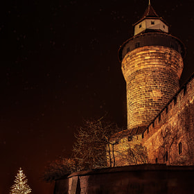 Christmas Castle by Nicolai Bönig (Boenig)) on 500px.com