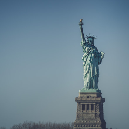 Lady Liberty, Canon EOS 7D, Canon EF-S 18-135mm f/3.5-5.6 IS