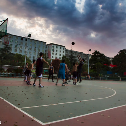 basketball, Canon EOS 7D, Canon EF-S 15-85mm f/3.5-5.6 IS USM