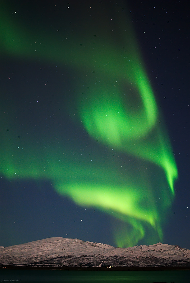 Photograph Northern lights by Hessam M. Nik on 500px