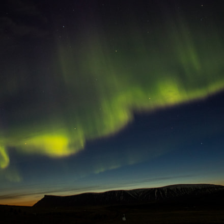 northern Lights from Iceland, Canon EOS 7D MARK II, Sigma 17-70mm f/2.8-4 DC Macro OS HSM