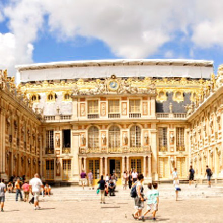 Versailles Palace, Sony SLT-A33, Sony DT 16-105mm F3.5-5.6 (SAL16105)