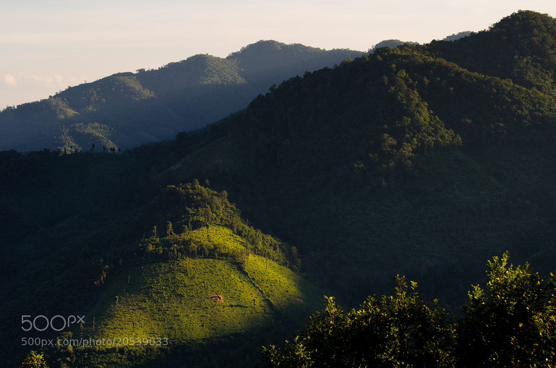 Photograph Sunset light by Poom Jantarachart on 500px