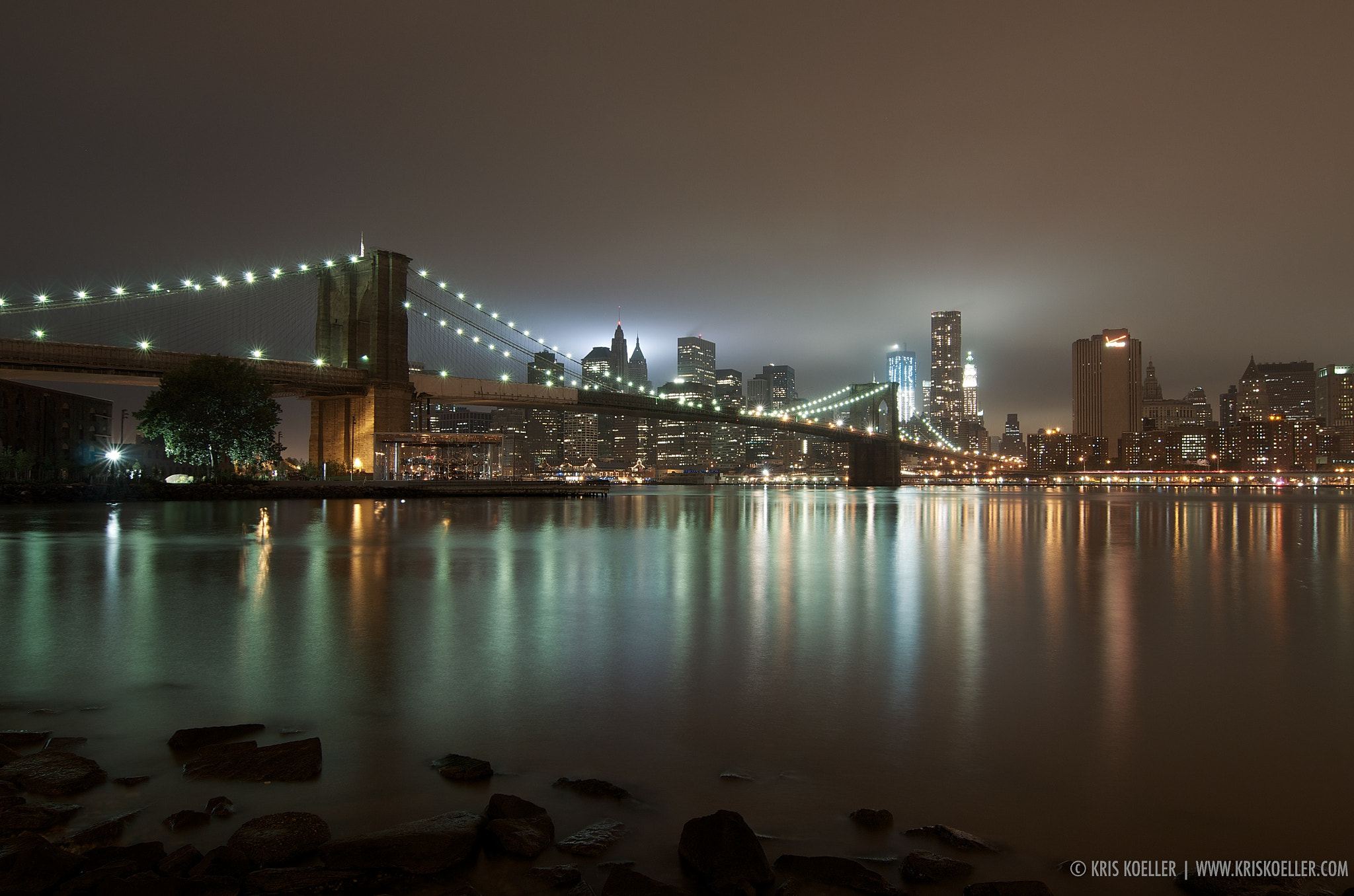 Photograph A Tribute in Light by Kris Koeller on 500px