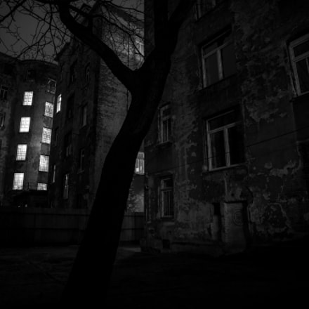 Darkness, Canon EOS 5D