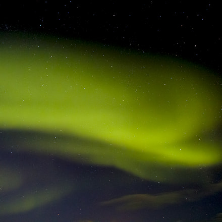 Northern Lights [1], Canon EOS 500D