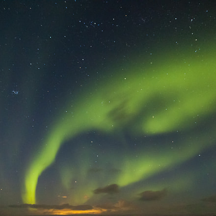 Northern Lights [2], Canon EOS 500D