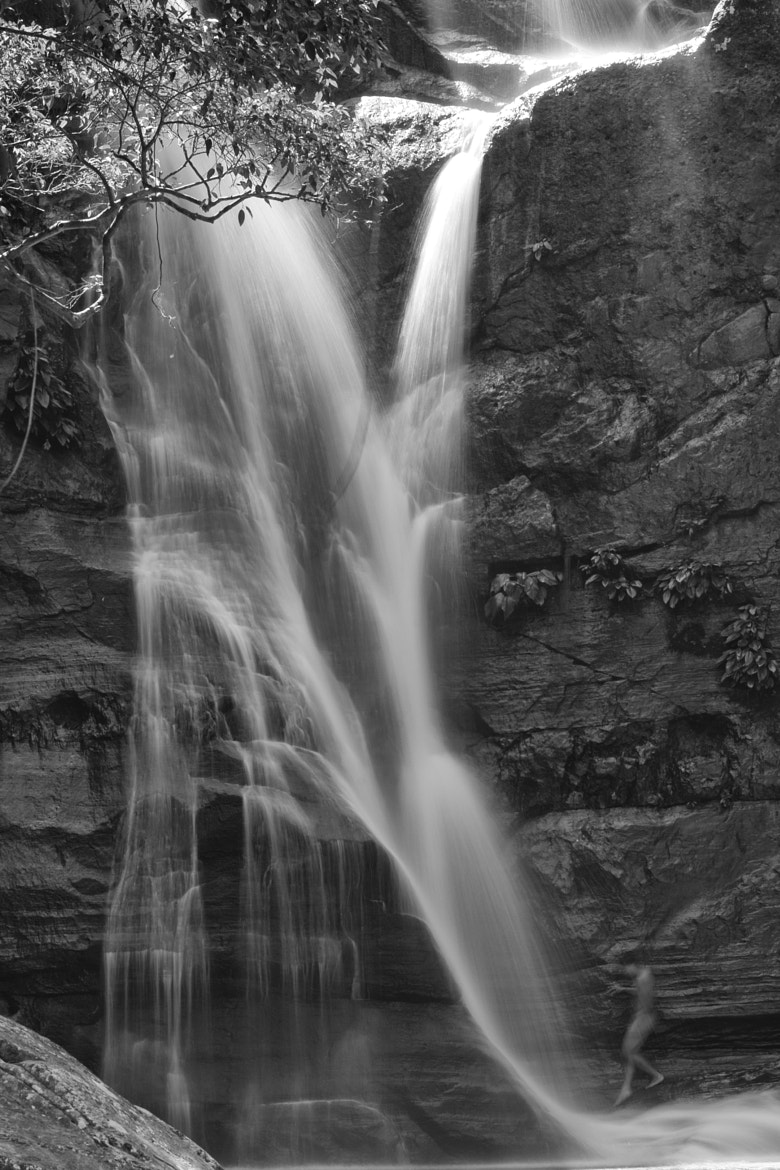 Photograph Towing Falls by Ren  Muñoz on 500px