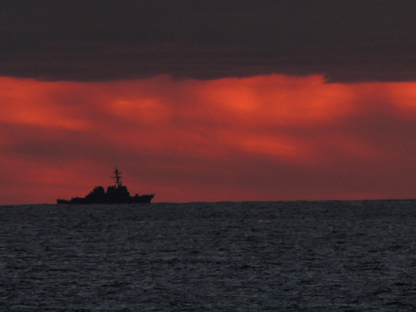 Photograph Warship by Alan Wells on 500px
