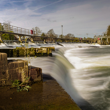 ray mill island weir, Canon EOS 6D, Canon EF 28-80mm f/3.5-5.6