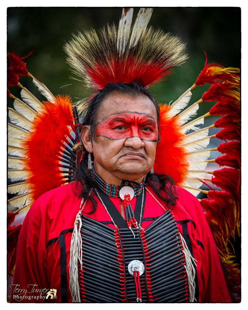 Photograph Native American by Terry Turner on 500px