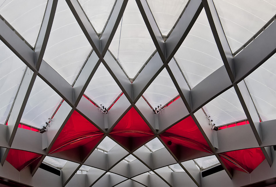 Photograph Red diamonds by Jef Van den Houte on 500px