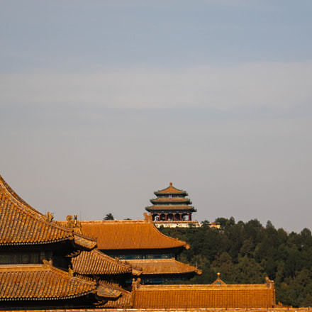 Forbidden City, Canon EOS 70D, Canon EF-S 18-135mm f/3.5-5.6 IS STM