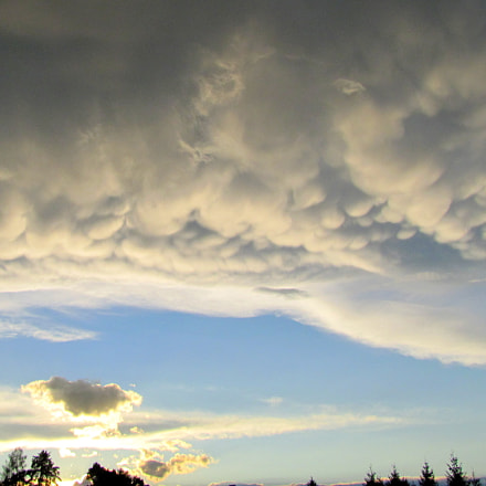 Cloudy sky - Kärnten