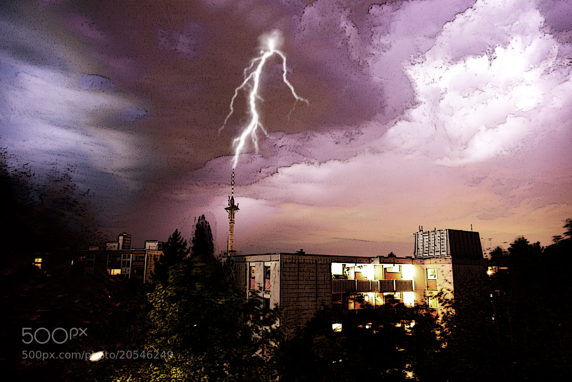 Photograph Thunderbolt by Alexander Friedrich on 500px