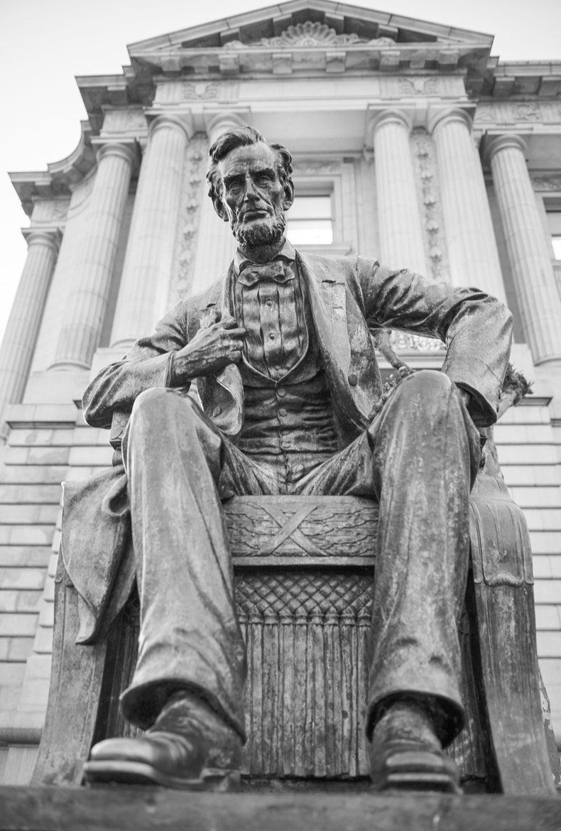Photograph Abraham Lincoln by Jaypee Verdaguer on 500px