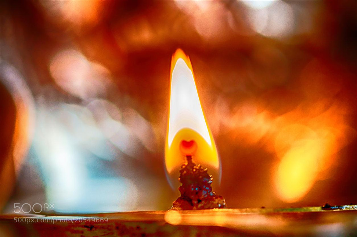 Photograph Burning Heart by Edvard - Badri Storman on 500px